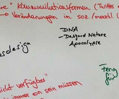 Ideenausschnitt Kreativsession Waldscheidt 2