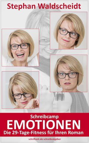 Schreibcamp Emotionen Cover (Kreatives Schreiben Arbeitsbuch)