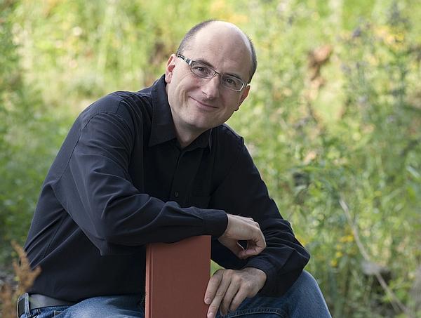 Stephan Waldscheidt, Schriftsteller. Foto by Sabine Felber